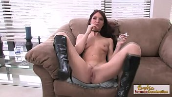 Hot Masturbation Session With Ameara And Her Sex Toys