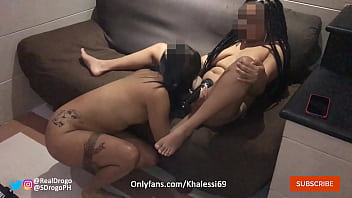 We are two Gold digger whores who love Lesbian sex, Women know how to eat pussy better. YES OR NOT?? 6 min