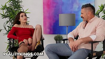 (Charles Dera, Brooke Haze) - Prime Interviews - Reality Kings