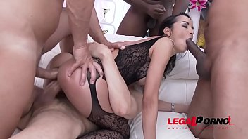 Francys Belle No Limits anal fisting &amp_ Double anal Hardcore Fuck