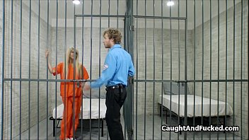 Pat bateman porn jail Prison guard pounds blonde convict