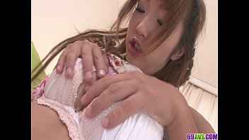 Sana Anzyu nailed hard and creampied afterwards