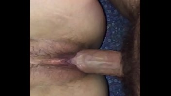 My tight pussy wrapped around a beautiful cock