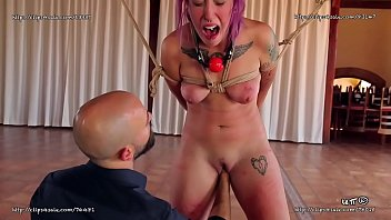 Spank production Lilyan red - pleasure and pain