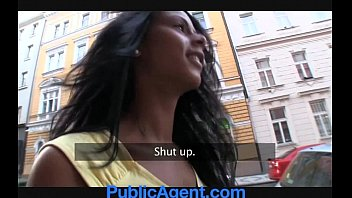 PublicAgent Hot black babe needs a lift Thumb