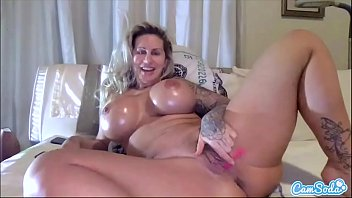 CamSoda - Ryan Conner Big Tits MILF Masturbation Orgasm Anal Play
