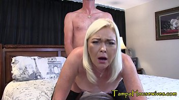 Horny Housewife Loves It When You Watch Her Fuck