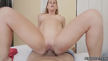 Mom needs money and step alone in hotel room Cherie Deville in