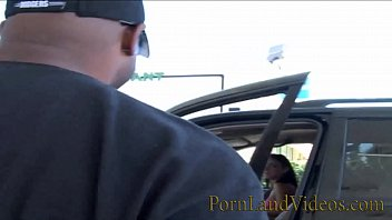hot interracial fuck Hungarian milf picked up on gas station