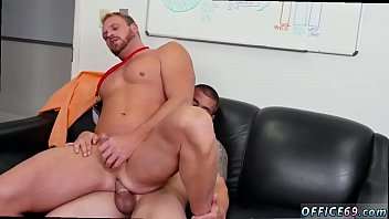 Beautiful ass gay boy porn movies First day at work