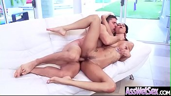 (Abby Lee Brazil) Hot Girl With Big Ass Get Hard Anal Sex movie-01