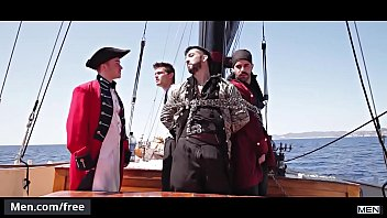 Men.com - Pirates A Gay Xxx Parody Part 3 - Trailer preview