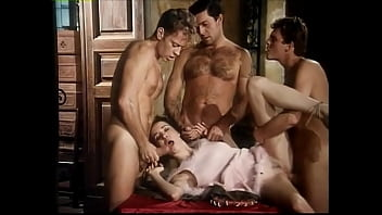 Anal Orgy Adventure #1 - Thick cocks in tight asses