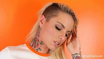 Christy Mack in her fun naughty video