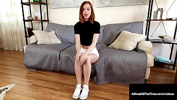 Anal Creampie Cutie Pepper Heart Gets Asshole PileDrived!