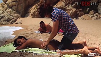 VIP SEX VAULT - How To Approach A Girl At The Beach And Fuck Her (Noe Milk & Antonio Ross)