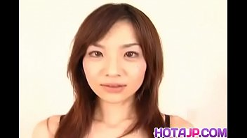 Young stunner Aimi Nakatani spreads her legs wide for a hard fuck - More at hotajp com