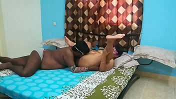 bengali indian bhabhi getting massage with roughsex with her tamil husband