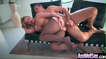 Anal Sex Tape With Oiled Round Ass Girl (Brooklyn Chase) mov-13