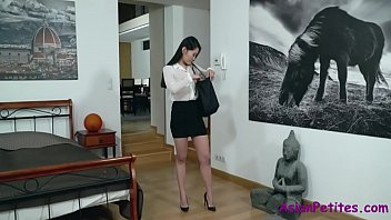 Husband Stops Time To Fuck His Busy Workaholic Asian Wife- Katana