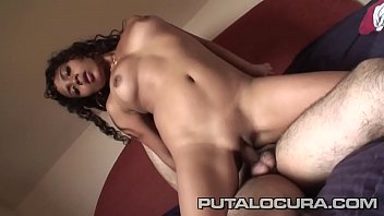 A brunette with a very provocative pussy
