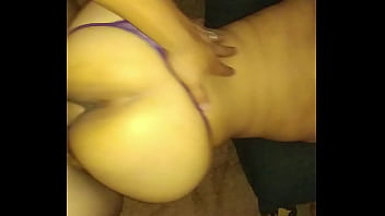 Picture ametuer doggie style My wifes fat ass doggy style