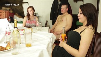 Bizarre orgy with crazy czech people