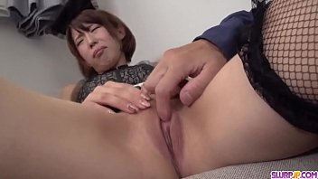 Seira Matsuoka is a horny man and she wants to get laid - More at Slurpjp.com