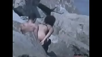 Couple Beach Sex Hidden Voyeur Cam