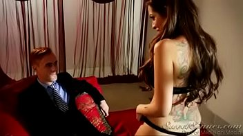 Hot Stripper Yurizan Beltran Seduces Bussiness Man