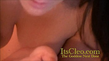 Its Cleo Gets Off and Squirts All Over