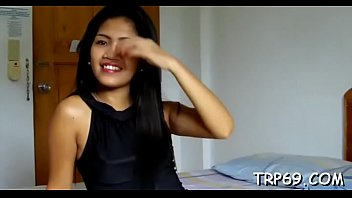Hot oral stimulation games for a thai whore