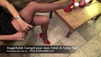 Nylon Games for Angel-Exhib