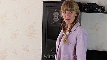 Russian Girl Sasha Bikeyeva - Father and stepdaughter. Why did you put on my shirt Despair stepdaughter.