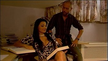 Aletta Ocean seduced and fucked in her bedroom