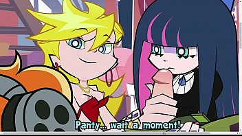 Panty And Stocking - Blowjob