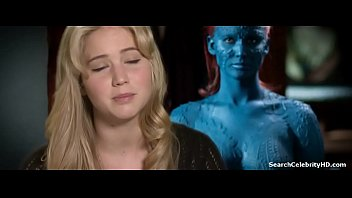 Jennifer Lawrence na X-Men First Class 2011