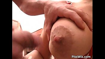 Hot mature nurse get punished by two