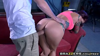 Brazzers - Day With A Pornstar - Monique Alexander and Danny D -  Day With A Pornstar Monique