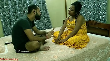 CoverIndian hot Girlfriend shared with desi friend for money:: With Hindi audio