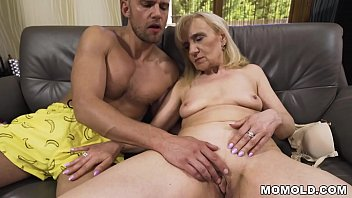 Blonde Cock Hungry Nanney takes her Daughter's Boyfriend Vince Carter for a Spin