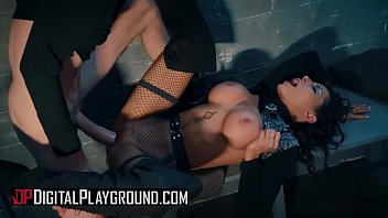 Adult costume maleficent Madison ivy, danny d - no mercy for mankind scene 3 - digital playground