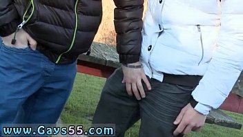 Public gay sex two men movies first time Hitch Hikers Love The Dick!