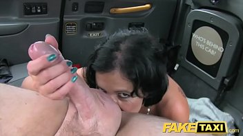 Fake Taxi little bit of rimming and anal sex in the black cab