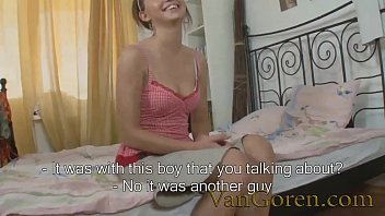 Spoiler virgins First date sex with slutty russian teen