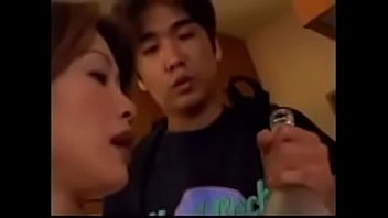 Japanese Wife gets good Fuck 3
