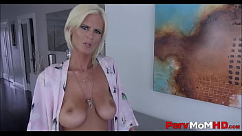 Hot Big Tits MILF Step Mom Olivia Blu Loves Her Step Son And His Huge Cock POV