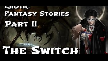 Erotic Fantasy Stories 2: The Switch