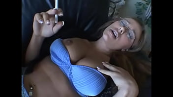 Young Blonde Chick Tiana Lynn Hawks Her Pearlie And Likes To Bring Her Spepdad To Wit S End Smoking In The Living Room Overtaxed His Patience And He Had To Take Stern Measures 27 Min