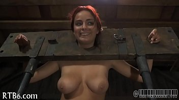 Gagged and bounded for punishment thumbnail